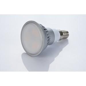 LED žiarovka E14 12 SMD 2835 JDR FYA1 CCD 6W