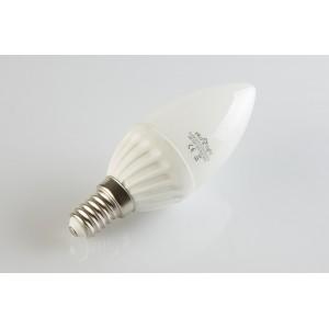 LED žiarovka WM 811-E14 C37 10 SMD 2835 4W