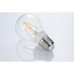 LED žiarovka E27 A19 -LED FILAMENT BULB 4W