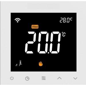 Dotykový Termostat DT 922 programovateľný s podlahovým a priestorovým snímačom